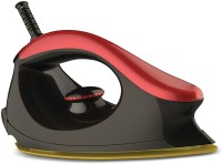 View CrackaDeal Trendy Exclusive prefetc Steam Iron(Black, Red) Home Appliances Price Online(CrackaDeal)
