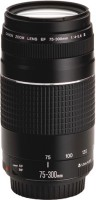 Canon EF 75-300mm f/4-5.6 iii  Lens(Black, 17-70)
