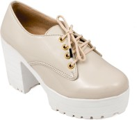 Adjoin Steps as_w109 Boots For Women(Beige)