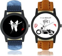 Foxter analogue stylish designer watches for boys and mens-FX-M-2017-8-428 Watch  - For Men