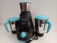 mccoy EXCEL 500 Mixer Grinder(Black, 3 Jars)