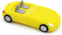 View Microware Sports Car Shape 16 GB Pen Drive (Yellow) 16 GB Pen Drive(Yellow) Price Online(Microware)