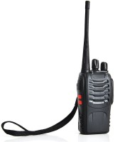 View Via Flowers Llp 888S Two Way Radio Walkie Talkie 888S Two Way Radio Walkie Talkie Walkie Talkie(Black) Home Appliances Price Online(Via Flowers Llp)
