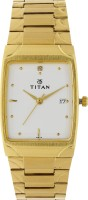 Titan 19372937YM01 Bandhan Analog Watch For Couple