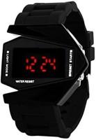 SPINOZA Black digital kid's attractive Watch - For Boys