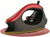 View CrackaDeal EI 1602 iron Steam Iron(Black, Red) Home Appliances Price Online(CrackaDeal)