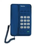 View Sonics HT-913 BLUE Corded Landline Phone(Blue) Home Appliances Price Online(Sonics)