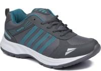 Asian Running Shoes For Men(Grey, Green)