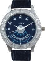 Frolex TW02E138 Casual, Formal Quartz Water Resistant Watch  - For Men
