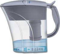 View kent ro KENT Alkaline Water Filter Pitcher 3.5 L Gravity Based Water Purifier(Grey) Home Appliances Price Online(kent ro)