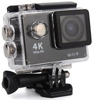 Shrih Sport Hd Wifi Action Sports and Action Camera(Black, 16 MP)