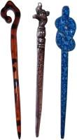 pari combo of juda sticks Bun Stick(Multicolor) - Price 400 80 % Off