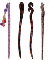 Pure combo of juda sticks Bun Stick(Multicolor) - Price 430 78 % Off