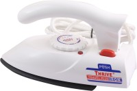 View Thrive Heavy Duty Plastic Mini Travel Iron Non-Stick Soleplate Dry Iron(Multicolor) Home Appliances Price Online(Thrive)