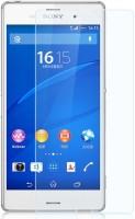 Pugo Top Tempered Glass Guard for Sony Xperia M4 Aqua thumbnail