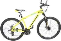Phoenix KX670 27.5 Alloy Bike For Adults 27 T 21 Speed Mountain Cycle(Multicolor)