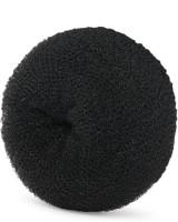XSDM Hair Donut HD - 12 CM Hair Accessory Set(Black) - Price 120 39 % Off
