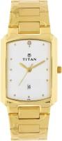 Titan 19552955YM01 Bandhan Analog Watch For Couple