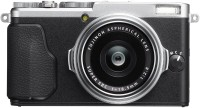 Fujifilm X70 Silver Mirrorless Camera Body Only(Silver)