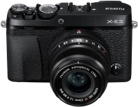 Fujifilm X-E3 Black with XF 23 mm F2 R WR Mirrorless Camera Kit(Black)
