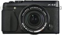 Fujifilm X-E2 Black with F X-E2B 18-55MM Mirrorless Camera Kit(Black)