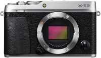 Fujifilm X-E3 Digital Mirrorless Camera Body Only(Silver)