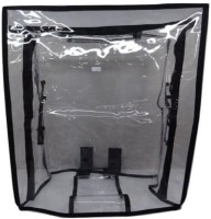 TRAVELLER CHOICE new series 24 inch trolley bag cover Luggage Cover(medium, transparent)