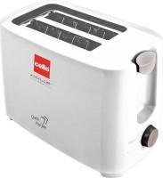cello 300 700 W Pop Up Toaster(White)
