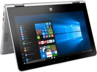 View HP Pavilion x360 Core i3 7th Gen - (4 GB/1 TB HDD/Windows 10 Home) 11-AD031TU 2 in 1 Laptop(11.6 inch, SIlver, 1.39 kg) Laptop