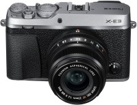 Fujifilm X-E3 Silver With XF 23 mm F2 R WR Mirrorless Camera Kit(Silver)