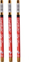 Marlin Matte Lip Liner Pencil Perfect Long Stay Magic Pro Set of 3(Red) - Price 119 33 % Off