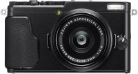 Fujifilm X70 Digital Mirrorless Camera Body Only (Black)(Black)