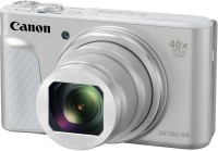 Canon Powershot POWERSHOT SX 730 SILVER Point and Shoot Camera(Silver 20.3 MP)