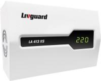 View Livguard LA 413 XS Voltage Stabilizer(White) Home Appliances Price Online(Livguard)