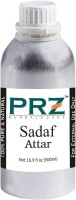 PRZ Sadaf Attar Roll-on For Unisex (500 ML) - Pure Natural Premium Quality Perfume (Non-Alcoholic) Floral Attar(Floral)