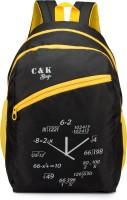 Chris & Kate CKB-119SS Waterproof School Bag(Black, 28 L)