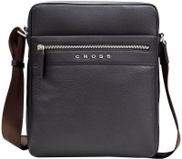 Cross Nueva FV Cross-body Bag for iPad Sling Bag(Black, 5 inch)