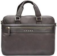 View Cross 15 inch Laptop Messenger Bag(Brown) Laptop Accessories Price Online(Cross)