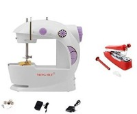 View Benison India ™stapler silai machine & ming hui 4-In-1 Powerstitch Portable Electric Electric Sewing Machine( Built-in Stitches 1) Home Appliances Price Online(Benison India)