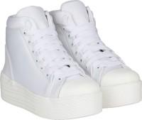 MISTO VJ468 High Tops For Women(White)