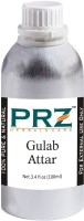 PRZ Gulab Attar For Unisex (100 ML) - Pure Natural Premium Quality Perfume (Non-Alcoholic) Floral Attar(Floral)