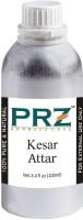 PRZ Kesar Attar For Unisex (100 ML) - Pure Natural Premium Quality Perfume (Non-Alcoholic) Floral Attar(Floral)