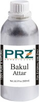 PRZ Bakul Attar Roll-on For Unisex (500 ML) - Pure Natural Premium Quality Perfume (Non-Alcoholic) Floral Attar(Bakul)