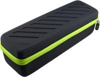 TIZUM Speaker Case Cover for Amazon Echo Plus(Black, Artificial Leather)