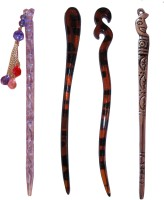 ROHINI combo of juda sticks Bun Stick(Multicolor) - Price 450 77 % Off