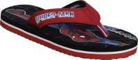Spiderman Boys Slip On Slipper Flip Flop(Black)