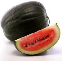 Variety House Watermelon Seeds - BLACK DIAMOND - Heirloom, Gmo Free, Heat Tolerant - 10 Fruit Seed(10 per packet)
