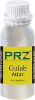 PRZ Gulab Attar For Unisex (30 ML) - Pure Natural Premium Quality Perfume (Non-Alcoholic) Floral Attar(Floral)