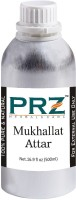 PRZ Mukhallat Attar Roll-on For Unisex (500 ML) - Pure Natural Premium Quality Perfume (Non-Alcoholic) Floral Attar(Blends (mukhallat))