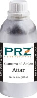 PRZ Shamama-tul Amber Attar Roll-on For Unisex (500 ML) - Pure Natural Premium Quality Perfume (Non-Alcoholic) Floral Attar(Floral)